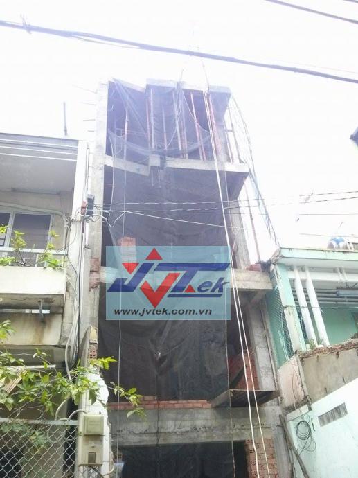 Dự án sửa chữa nhà dân-Ba Đình-Hà Nội