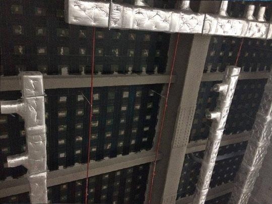 Dự án gia cường sàn phòng hội nghị-khối văn phòng, Tp Hồ Chí Minh