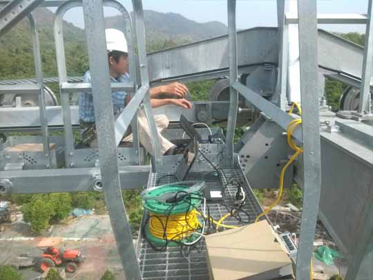 Dự án quan trắc Núi Cấm- An Giang
