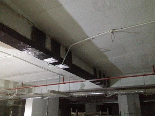 Công trình tòa 20 tầng tại Hà Nội