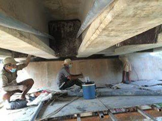 Dự án gia cường Cầu tại Tây Ninh